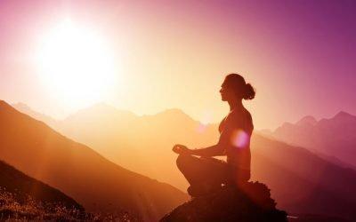 Healing your heart through meditation