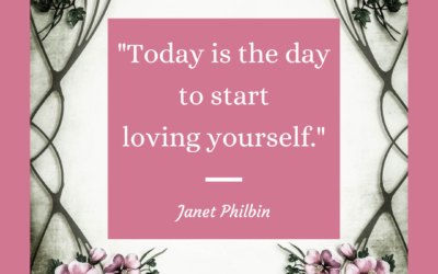 What does it mean to love yourself?